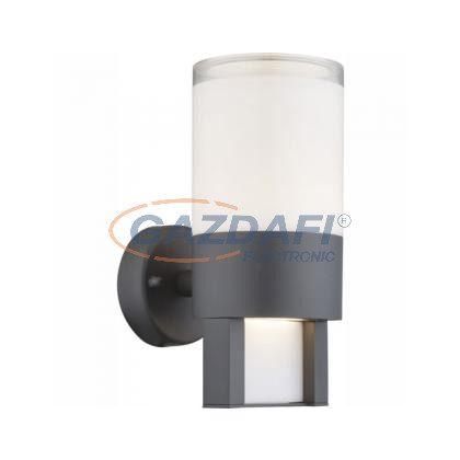 GLOBO 34011 NEXA Kültéri fali lámpa , LED 12,2W , 3000 K, 600 Lm , alumínium öntvény, üveg, műanyag