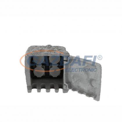 GLOBO 37001-4   Pietra I Kültéri dugalj ,  3680W , 16A , 230V , fém, műanyag