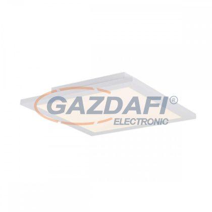 GLOBO 41604D1 Rosi Mennyezeti lámpa , 18W  LED  , 3000 K , 1440 Lm , alumínium fehér , műanyag opál