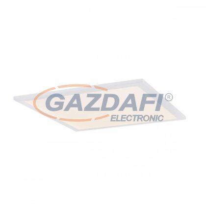 GLOBO 41604D2 Rosi Mennyezeti lámpa, LED 30W , 3000 K , 2400 Lm , alumíniumfehér, műanyag opál