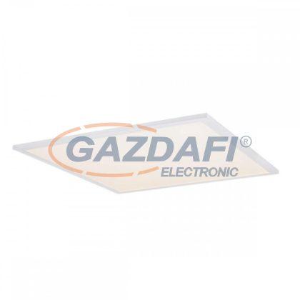 GLOBO 41604D3F Rosi Mennyezeti lámpa ,  LED 40W , 6000 K , 3200 Lm , alumíniumfehér, műanyag opál