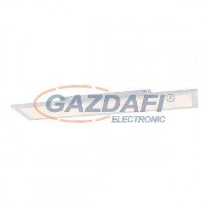 GLOBO 41604D4 Rosi Mennyezeti lámpa , LED 40W , 3000 K , 3200 Lm , alumíniumfehér, műanyag opál