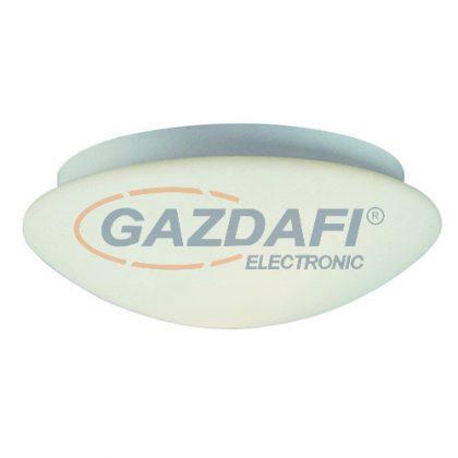 GLOBO 4162 Alex Mennyezeti lámpa , E27 , 40W , fém fehér , üveg