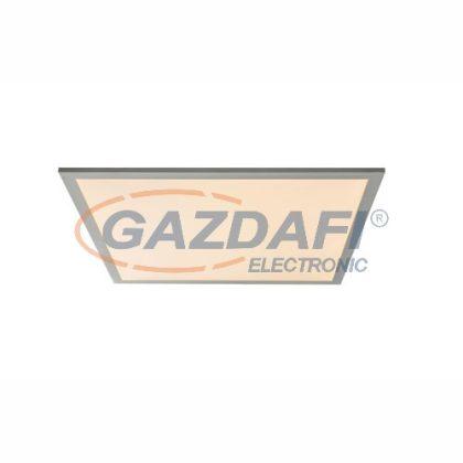 GLOBO 41630D3 Marzo Mennyezeti lámpa ,  LED 41W , 3000 K , 2600 Lm , alumínium, ezüstszürke, akril