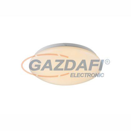 GLOBO 41727-112 Onega Mennyezeti lámpa , 11W , 3000 K , 700 Lm , fém fehér , akril