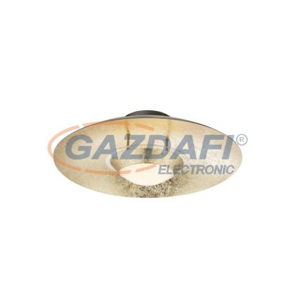 GLOBO 41902D Ätna Mennyezeti lámpa , 18W , 3000 K , 1440 Lm , arany/akril