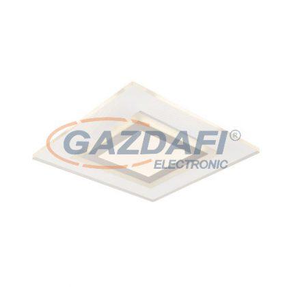 GLOBO 48002 Balon Mennyezeti lámpa , 18W , 3000 K , 1000 Lm , fém fehér , akril