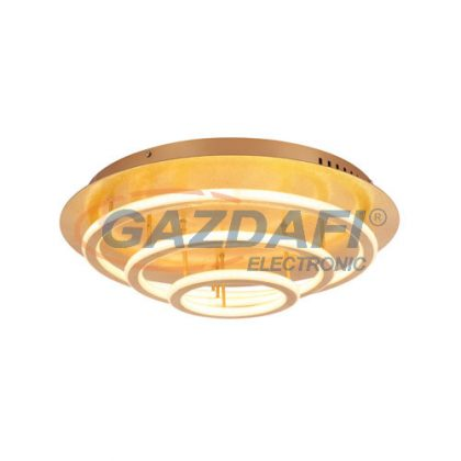 GLOBO 49252-100G Arryn Mennyezeti lámpa , 90W , 3000-6500K , 110-3100 Lm , arany