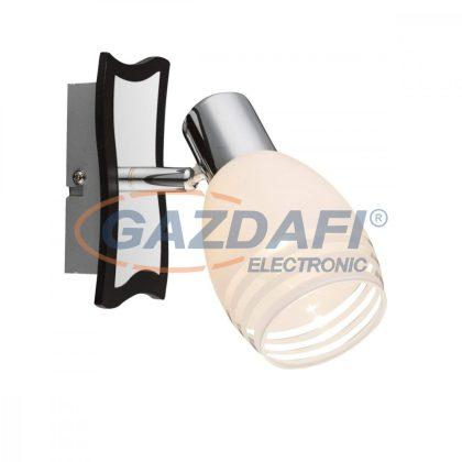 GLOBO 541010-1 Toay Fali lámpa  , 40W , E14 , króm , üveg