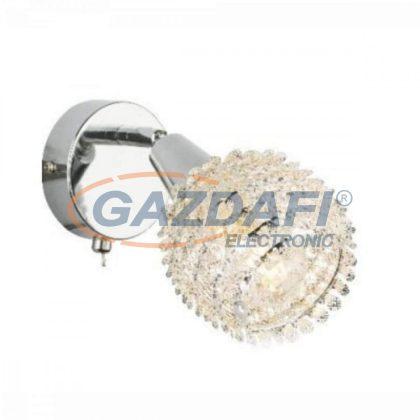 GLOBO 54502-1 DAXOS Fali lámpa , 40W , E14 , króm