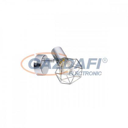 GLOBO 54802-1 Xara I Fali lámpa , 40W , E14 , króm