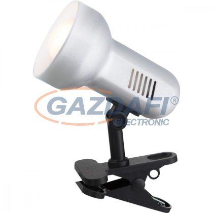 GLOBO 5497 BASIC Csiptetős lámpa ,  R63 40W , E27 , fém, műanyag