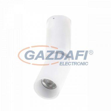 GLOBO 55000-8 LUWIN Mennyezeti lámpa ,  LED 8W , 3000 K , 502 Lm , alumínium , fehér