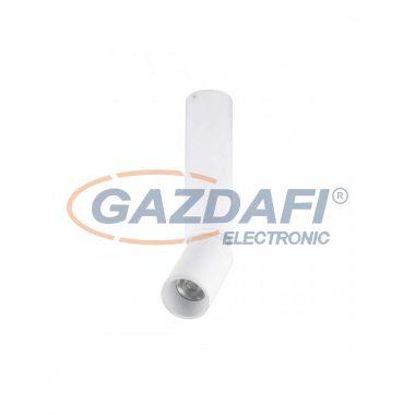 GLOBO 55001-8 LUWIN Mennyezeti lámpa ,  LED 8W  , 3000 K  , 502 Lm  , alumínium , fehér