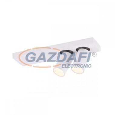 GLOBO 55004-22 LUWIN I Mennyezeti lámpa ,  LED 11W , 3000 K ,  691 Lm  , alumínium , fehér