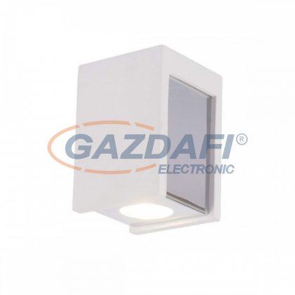 GLOBO 55010-1D CHRISTINE Mennyezeti lámpa ,25W , GU10 , IP20 , gipsz , króm / fehér