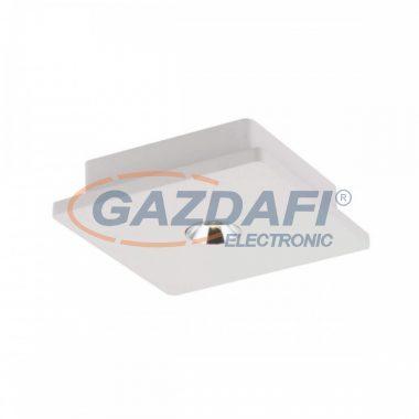 GLOBO 55010 CHRISTINE Mennyezeti lámpa ,  LED 4,2W , 3000 K , 200 Lm , gipsz , alumínium , króm