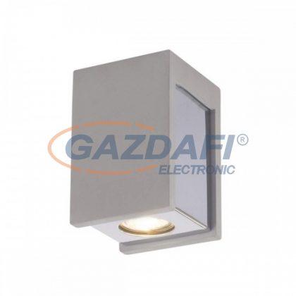 GLOBO 55011-1D TIMO Mennyezeti lámpa , 25W , GU10 , IP20 , beton , szürke/króm
