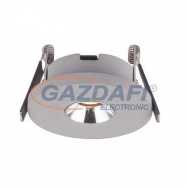 GLOBO 55011-1E TIMO Mennyezeti lámpa,  LED 4,2W , 3000 K , 200 Lm ,beton , alumínium , króm