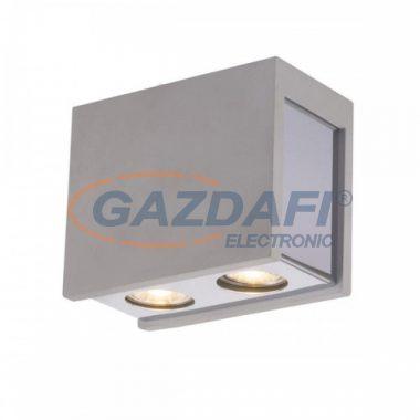 GLOBO 55011-2D TIMO Mennyezeti lámpa 25W , GU10 , IP20 , beton , szürke/króm