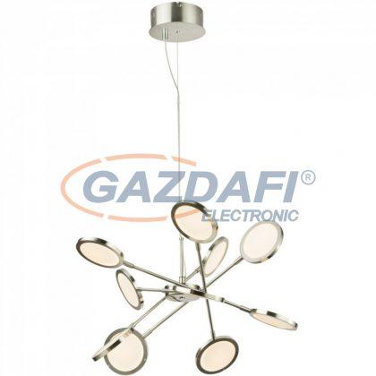 GLOBO 56005-45 Corsus Beltéri lámpa , 40W , 3000 K , 1440 Lm , nikkel matt/akril