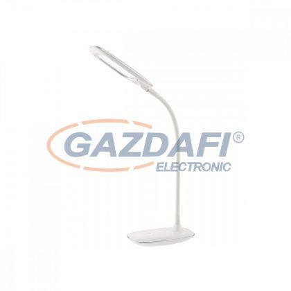 GLOBO 58262 Minea I Asztali lámpa ,  LED 5W , 5500 K , 280 Lm , műanyag / króm