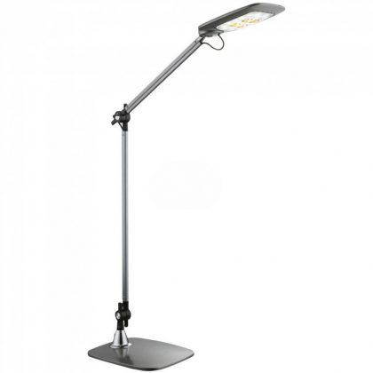 GLOBO 58272 Pattaya  Asztali lámpa ,  LED 10W , 6500 K , 600 Lm , alumínium, műanyag