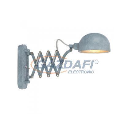 GLOBO 58308W1 Miram Fali lámpa , 40W , E14 , szörke , fém
