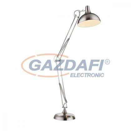 GLOBO 58310 Conny álló lámpa , 60W , E27 , nikkel matt/ fémfehér