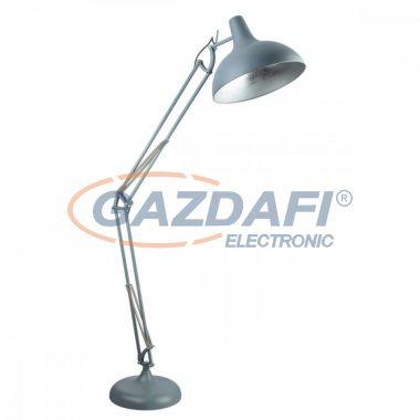 GLOBO 58321 CONNY Állólámpa , 60W , E27 , fémszürke/ antik/ ezüst