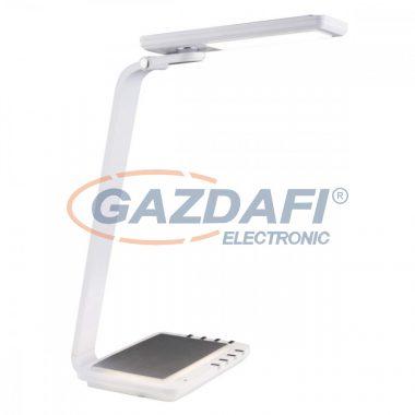 GLOBO 58339W HEKLA Asztali lámpa ,  LED 10W  , 6500 K , 600 Lm , műanyag