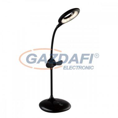 GLOBO 58347B STANNIS Asztali lámpa , LED 3W , 4000 K , 164 Lm , műanyag / szilikon