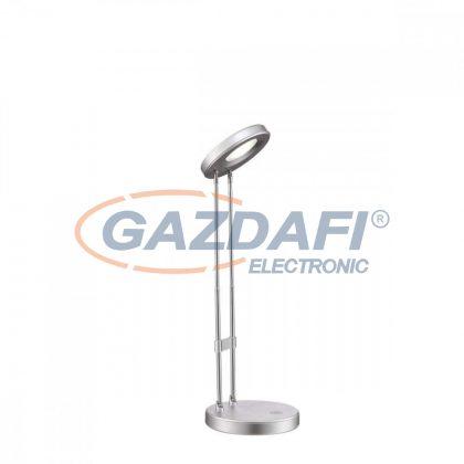 GLOBO 58390 ELOEN Asztali lámpa , LED 2,5W , 3000 K , 200 Lm , króm / műanyag