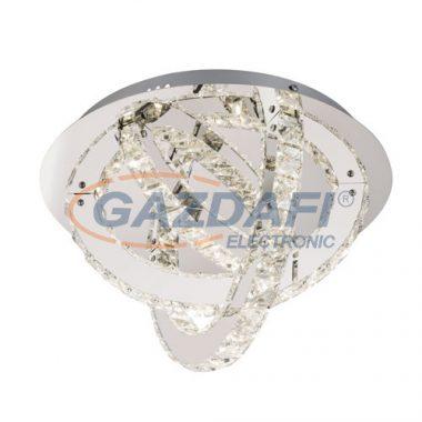 GLOBO 67038-18A Juna Mennyezeti lámpa , 18W , 4000 K , 1250 Lm , króm/akril