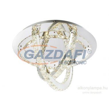 GLOBO 67038-24DA Juna Mennyezeti lámpa , 24W , 4000 K , 1570 Lm , króm/akril