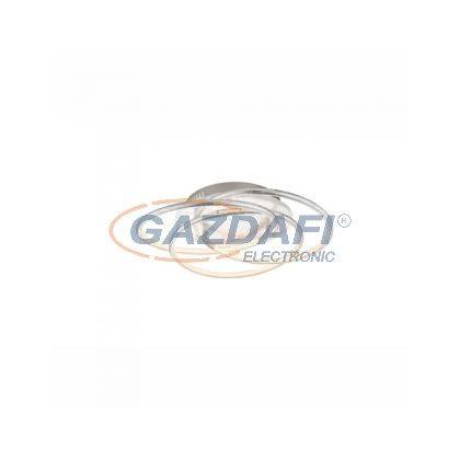 GLOBO 67828-30S Barna Mennyezeti lámpa, LED, 30W,  3000K , 2100 Lm ,  ezüst