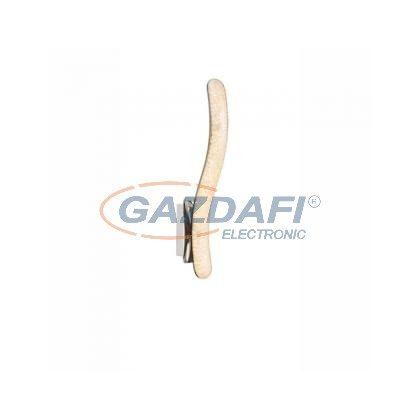 GLOBO 67833-12W Nabro Falikar, 12W , 3500 K ,935 Lm , króm/ akril/akril kristályok