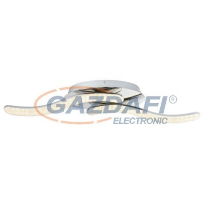 GLOBO 67833-24 Nabro Mennyezeti lámpa ,36W , 3500 K , 1640 Lm , króm/ akril/akril kristályok