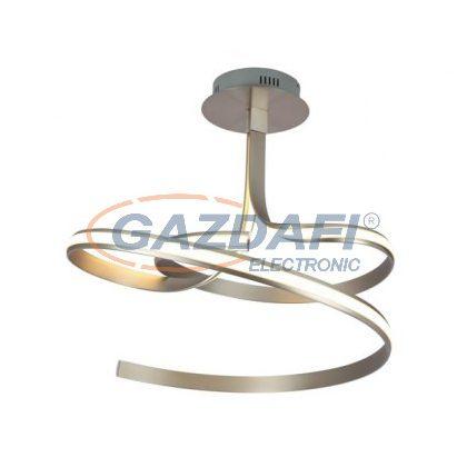 GLOBO 67840-49 Kyle Mennyezeti lámpa ,53W , 3000 K , 3060 Lm , nikkel matt /akril