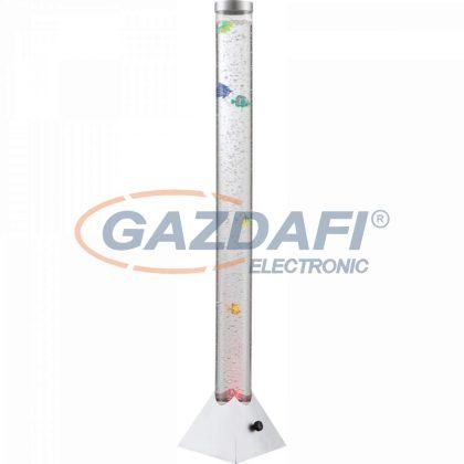 GLOBO 9015 Állólámpa vízoszop akril,színes  0,06W 12V LxBxH:215x215x1200mm IP20 A++