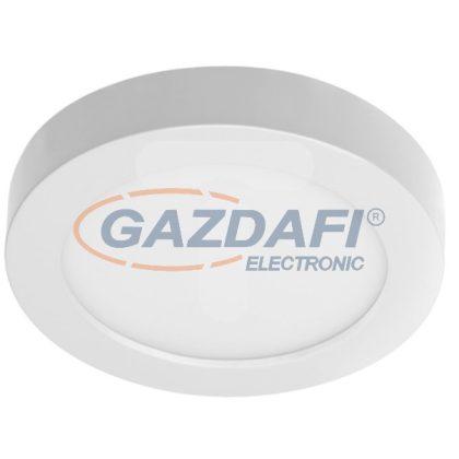 GTV LD-BLROK18W-61 BOLERO LED mennyezeti lámpa falon kívüli/süllyeszthető 18W, 1600lm, AC175-250V, IP40
