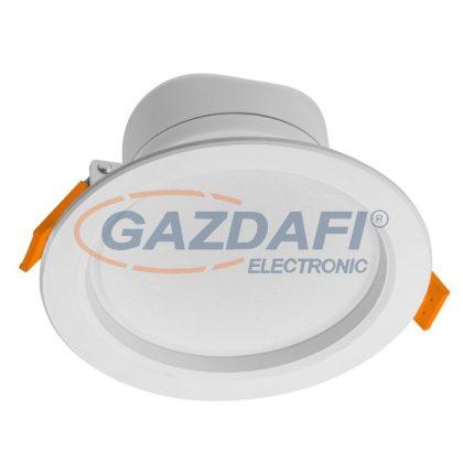 GTV LD-TOR08W-NB TORONTO LED süllyesztett lámpa 8W, 600lm, AC110-240V, 4000K, IP40