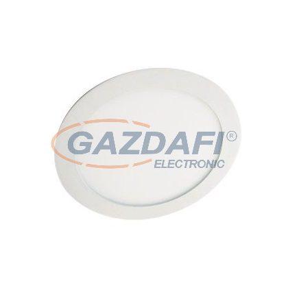 GREENLUX GXDW104 LED60 VEGA-R Süllyesztett kerek SMD LED lámpa fehér 12W természetes fehér