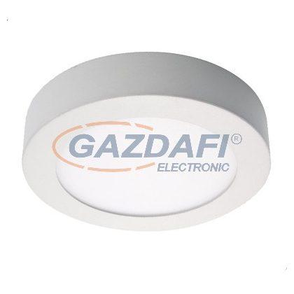 GREENLUX GXDW132 LED30 FENIX-R Falon kívüli kerek SMD LED lámpa fehér 6W természetes fehér