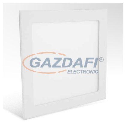 GREENLUX GXDW200 LED15 VEGA-S Süllyesztett szögletes SMD LED lámpa fehér 3W meleg fehér