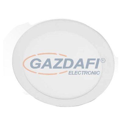 GREENLUX GXDW203 LED15 VEGA-R Süllyesztett kerek SMD LED lámpa fehér 3W meleg fehér