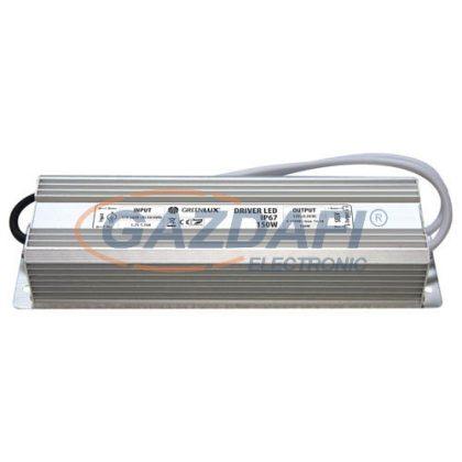 GREENLUX GXLD010 LED tápegység 150W IP67