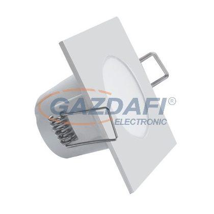 GREENLUX GXLL023 LED BONO süllyesztett szögletes SMD LED lámpa fehér 5W természetes fehér