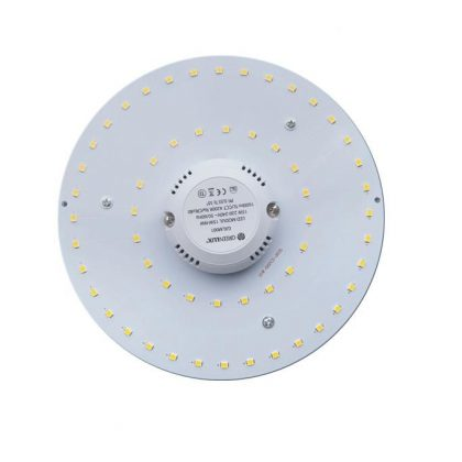 GREENLUX GXLM001 LED panel, süllyesztett, 15W, 1600lm, 4200K, ?170mm, kerek, 240V
