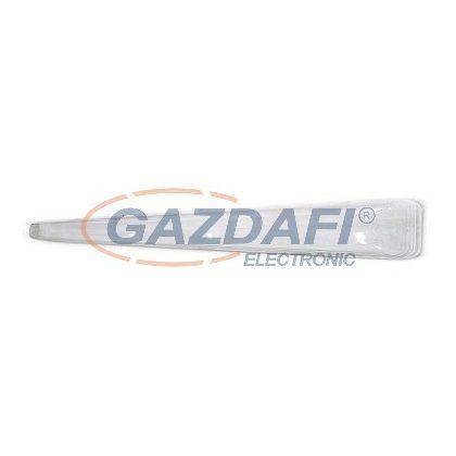 GREENLUX GXOS250 PC bura - DUST EVG 1x18W (GXWP026, GXWP037) lámpákhoz